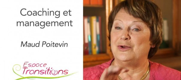 Coaching et management - Maud Poitevin